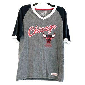 Mitchell & Ness Chicago Bulls Graphic Tee